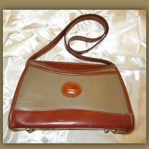 Vintage Doone & Bourke All Weather Leather Cr…